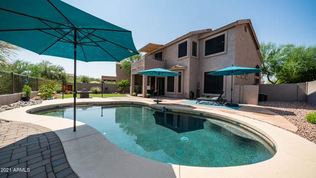 3055 N Red Mountain #91, Mesa, AZ 85207 (MLS #6291103) :: Elite Home Advisors