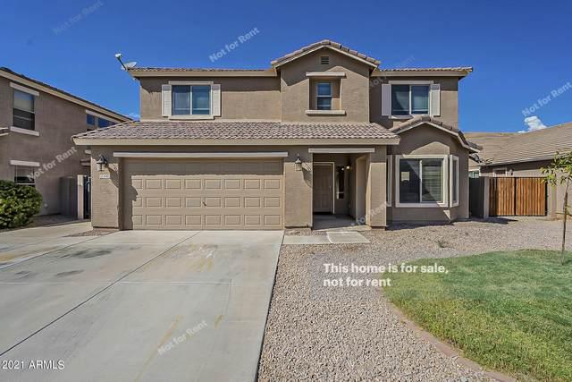 3092 E Desert Moon Trail, San Tan Valley, AZ 85143 (MLS #6291119) :: Klaus Team Real Estate Solutions
