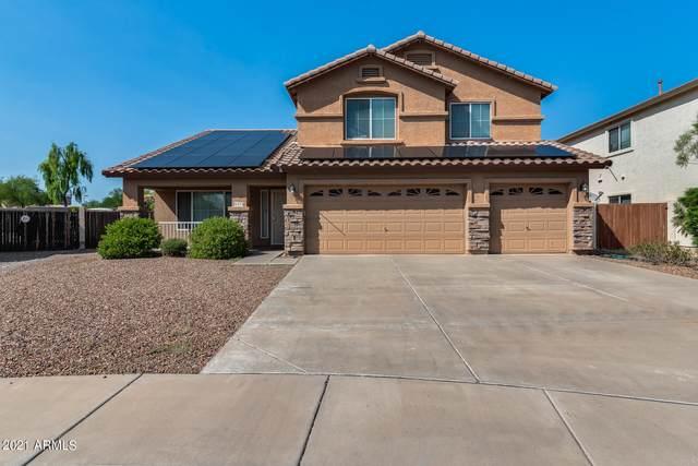 5970 W Audrey Lane, Glendale, AZ 85308 (MLS #6291126) :: Yost Realty Group at RE/MAX Casa Grande