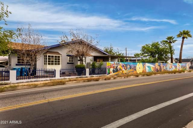 1001 N 11TH Street, Phoenix, AZ 85006 (MLS #6291131) :: Yost Realty Group at RE/MAX Casa Grande