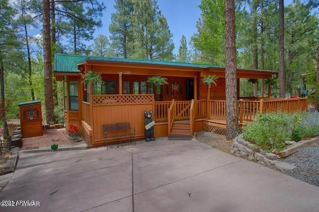 2220 E Turtle Creek Road, Show Low, AZ 85901 (MLS #6291143) :: Keller Williams Realty Phoenix