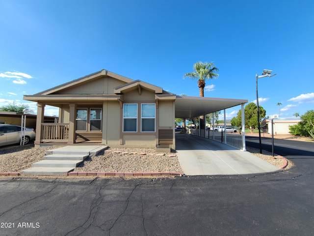 6828 W Fillmore Street #175, Phoenix, AZ 85043 (MLS #6291145) :: The Ellens Team