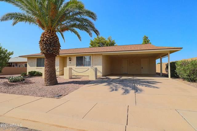 870 Leisure World, Mesa, AZ 85206 (MLS #6291162) :: The Ellens Team