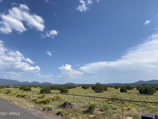 2872 E Spring Valley Road, Williams, AZ 86046 (MLS #6291184) :: Elite Home Advisors