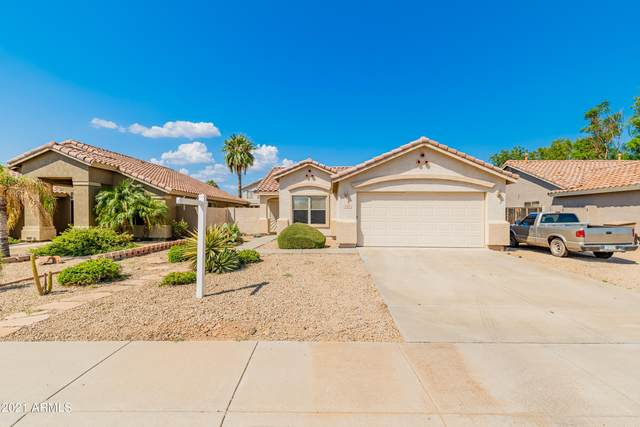 10854 W Sands Drive, Sun City, AZ 85373 (MLS #6291194) :: Elite Home Advisors