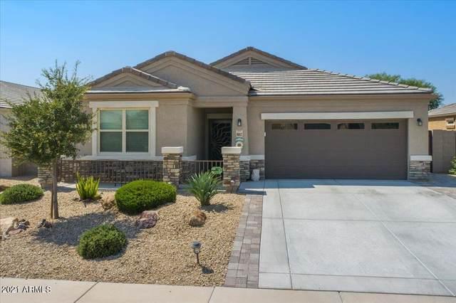 16652 N Luna Drive, Maricopa, AZ 85138 (MLS #6291195) :: The Garcia Group