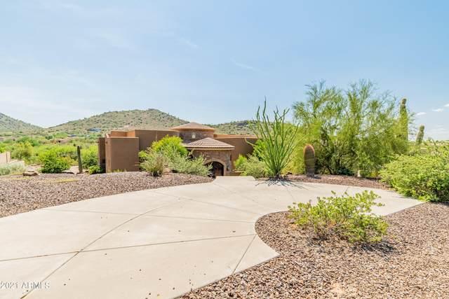 3423 W Valley View Trail, Phoenix, AZ 85086 (MLS #6291211) :: Elite Home Advisors