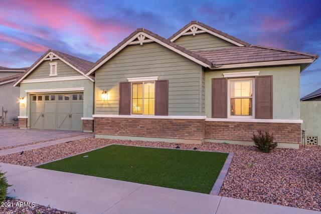 2765 S Jeffry Street, Gilbert, AZ 85295 (MLS #6291215) :: Elite Home Advisors