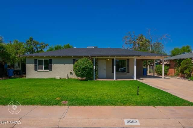 2002 W Clarendon Avenue, Phoenix, AZ 85015 (MLS #6291220) :: The Riddle Group