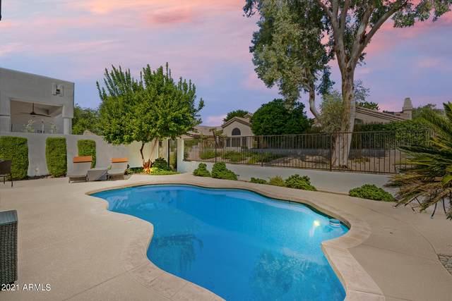 8080 E Kalil Drive, Scottsdale, AZ 85260 (MLS #6291237) :: Jonny West Real Estate