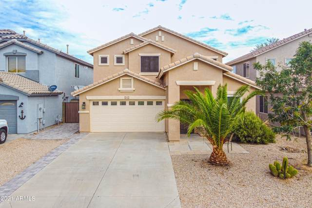 44200 W Mcclelland Drive, Maricopa, AZ 85138 (MLS #6291243) :: CANAM Realty Group