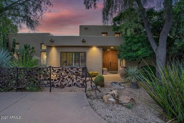 7800 E Boulders Parkway #8, Scottsdale, AZ 85266 (MLS #6291246) :: Scott Gaertner Group