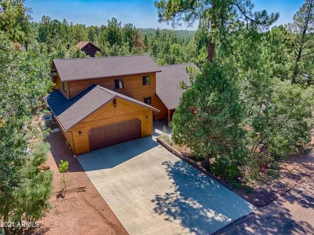 727 W Sequoia Lane, Pinetop, AZ 85935 (MLS #6291248) :: Elite Home Advisors