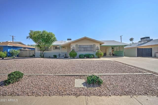 913 W Indigo Street, Mesa, AZ 85201 (MLS #6291254) :: Yost Realty Group at RE/MAX Casa Grande