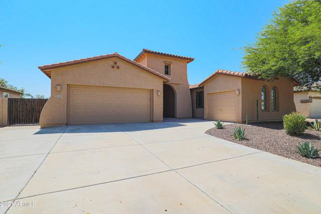 3385 E Blue Ridge Way, Gilbert, AZ 85298 (MLS #6291261) :: Klaus Team Real Estate Solutions