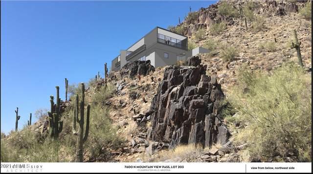 7700 N Mountain View Pass Road, Paradise Valley, AZ 85253 (MLS #6291301) :: Elite Home Advisors