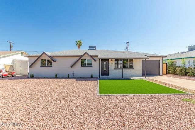 825 W Parkway Boulevard, Tempe, AZ 85281 (MLS #6291310) :: Yost Realty Group at RE/MAX Casa Grande