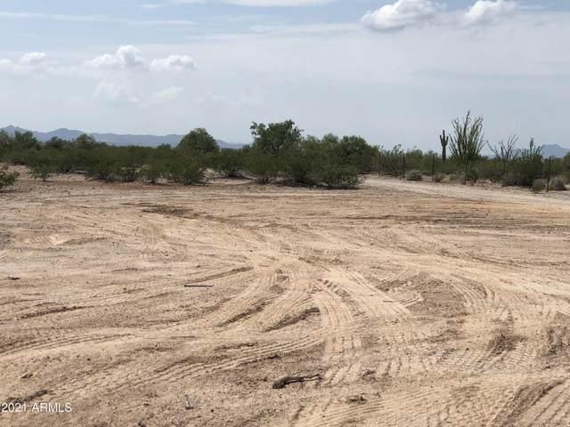 0 Indian Valley Ranch 9.36 Acre, Casa Grande, AZ 85193 (MLS #6291312) :: The Dobbins Team