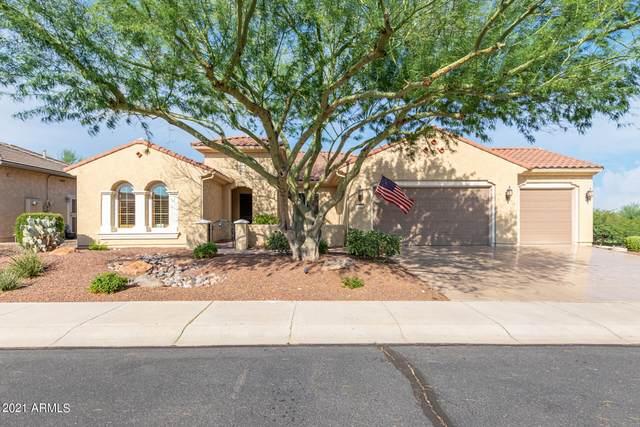 20286 N 265TH Avenue, Buckeye, AZ 85396 (MLS #6291327) :: Executive Realty Advisors