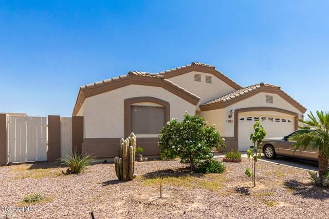 14555 S Vera Cruz Road, Arizona City, AZ 85123 (MLS #6291336) :: The Copa Team | The Maricopa Real Estate Company