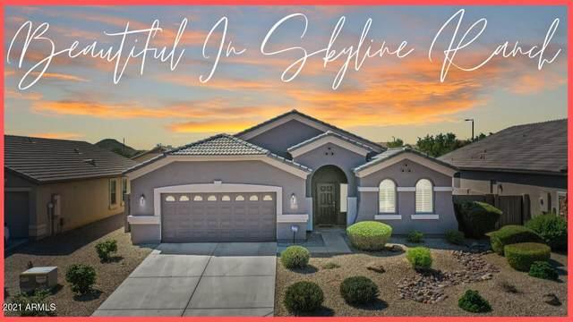 1681 W Agrarian Hills Drive, Queen Creek, AZ 85142 (MLS #6291350) :: Klaus Team Real Estate Solutions