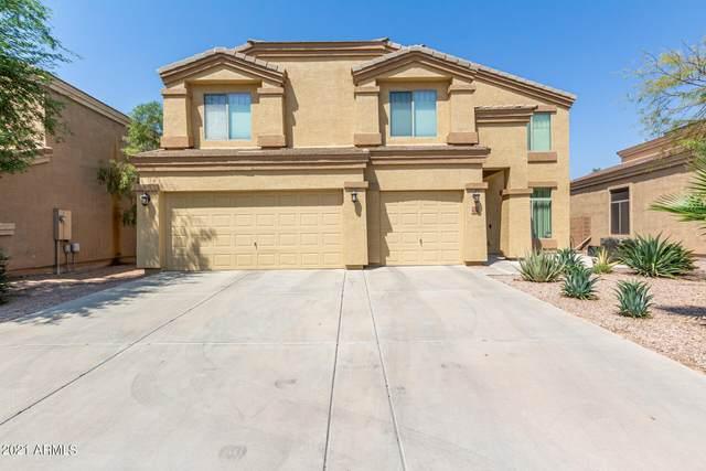 43288 W Kimberly Street, Maricopa, AZ 85138 (MLS #6291352) :: ASAP Realty