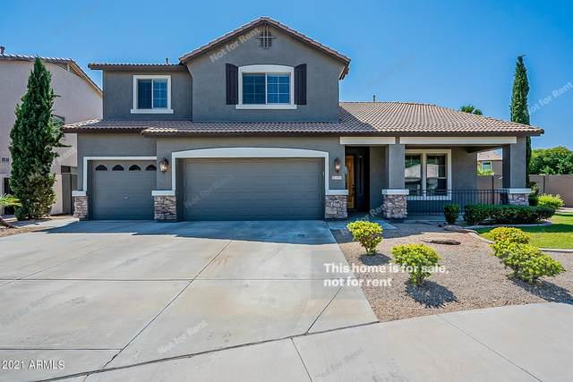 2893 E Palm Beach Drive, Chandler, AZ 85249 (MLS #6291372) :: The Daniel Montez Real Estate Group