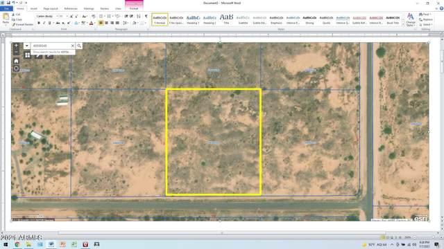 0 W Moonchild Avenue, Eloy, AZ 85131 (MLS #6291406) :: Conway Real Estate