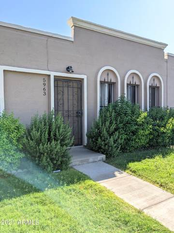 5963 E Thomas Road, Scottsdale, AZ 85251 (MLS #6291407) :: Yost Realty Group at RE/MAX Casa Grande