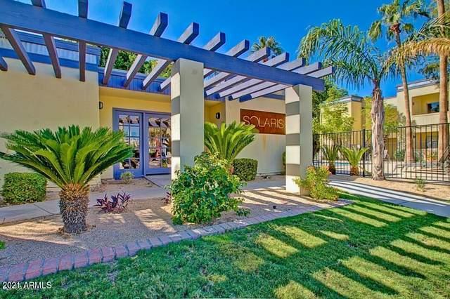 740 W Elm Street #160, Phoenix, AZ 85013 (MLS #6291413) :: Elite Home Advisors