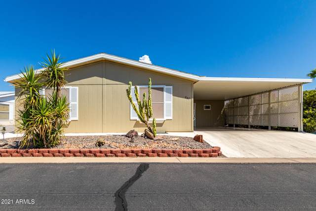2400 E Baseline Avenue #267, Apache Junction, AZ 85119 (MLS #6291417) :: Zolin Group