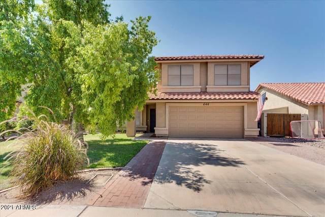 646 N Sandstone Street, Gilbert, AZ 85234 (MLS #6291433) :: Hurtado Homes Group