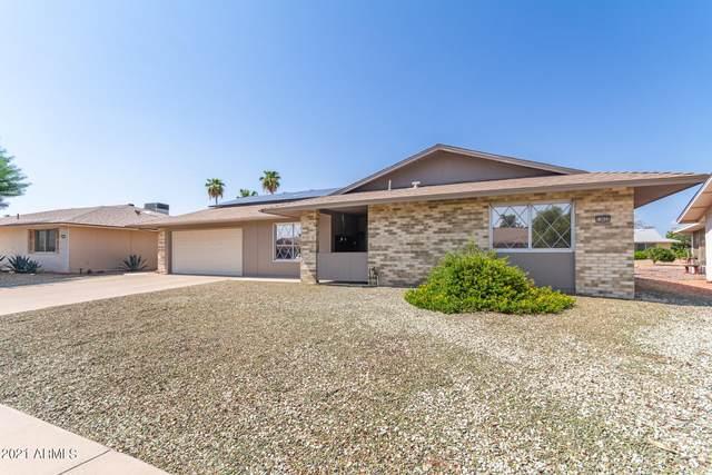 13022 W Limewood Drive, Sun City West, AZ 85375 (MLS #6291442) :: Yost Realty Group at RE/MAX Casa Grande