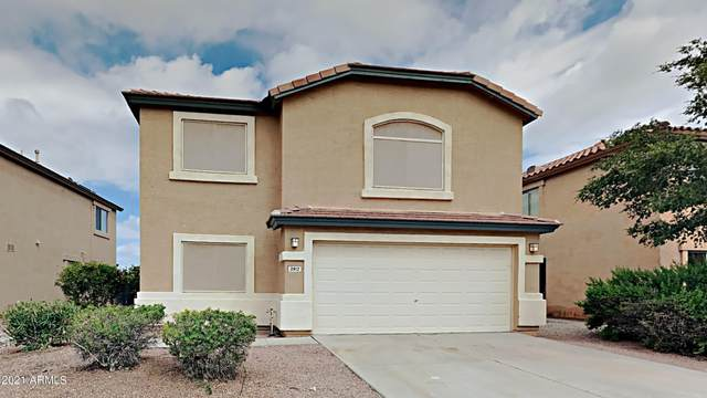 3912 E Rock Drive, San Tan Valley, AZ 85143 (MLS #6291445) :: Executive Realty Advisors