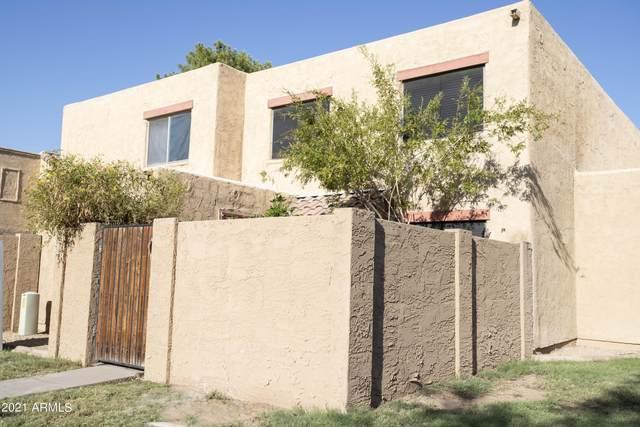 948 S Alma School Road #88, Mesa, AZ 85210 (MLS #6291481) :: Yost Realty Group at RE/MAX Casa Grande