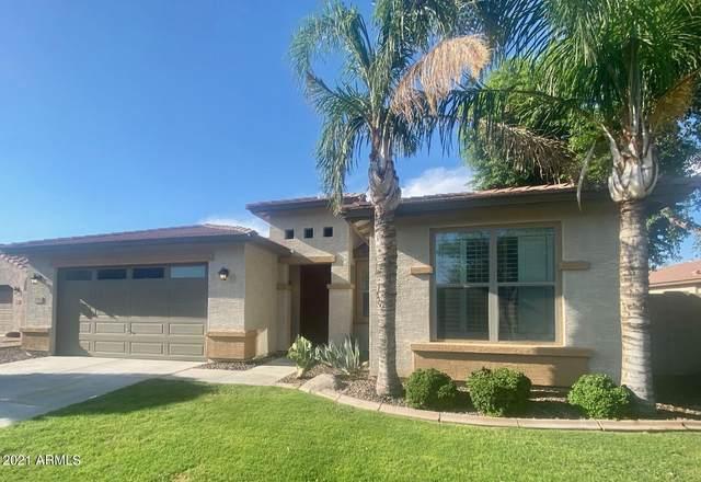 1726 E Azalea Drive, Gilbert, AZ 85298 (MLS #6291490) :: The Riddle Group