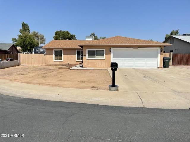 10116 W Sells Drive, Phoenix, AZ 85037 (MLS #6291506) :: Yost Realty Group at RE/MAX Casa Grande