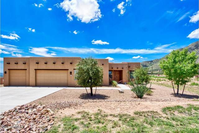 6308 E Saddlehorn Circle, Hereford, AZ 85615 (MLS #6291512) :: Executive Realty Advisors