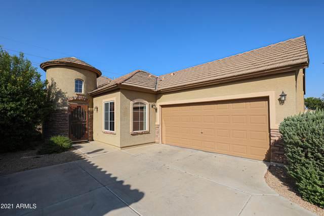 14868 W Shaw Butte Drive, Surprise, AZ 85379 (MLS #6291524) :: CANAM Realty Group