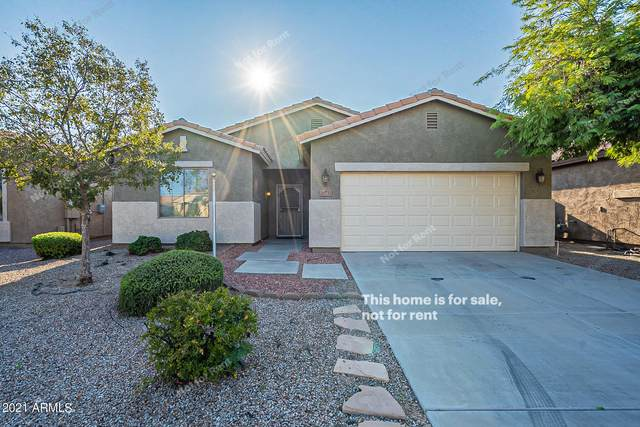 20732 N Carmen Avenue, Maricopa, AZ 85139 (MLS #6291540) :: Yost Realty Group at RE/MAX Casa Grande