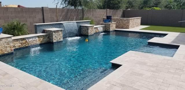 4160 E Canyon Way, Chandler, AZ 85249 (MLS #6291559) :: Klaus Team Real Estate Solutions