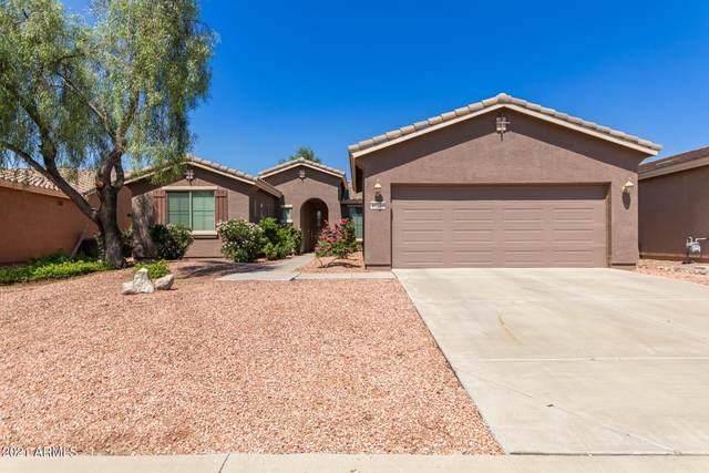 42594 W Abbey Road, Maricopa, AZ 85138 (MLS #6291562) :: Elite Home Advisors
