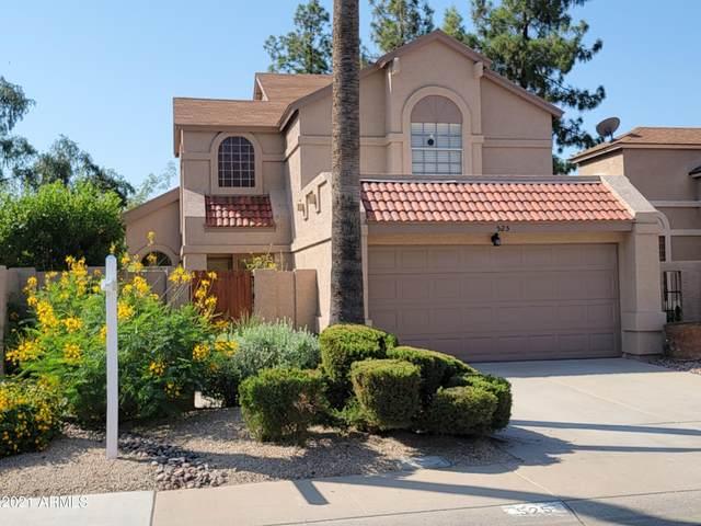 525 E Taro Lane, Phoenix, AZ 85024 (MLS #6291563) :: Executive Realty Advisors