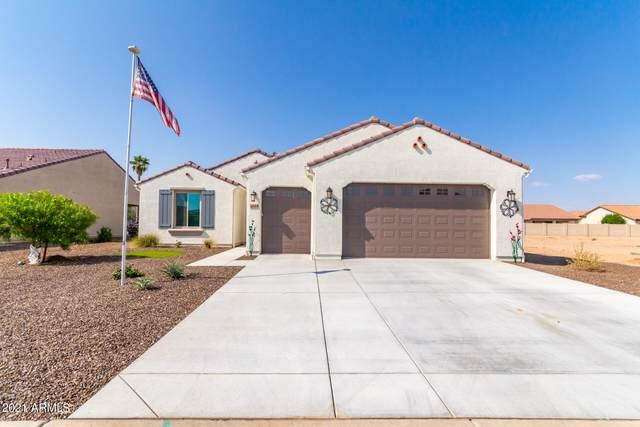 4844 W Buckskin Drive, Eloy, AZ 85131 (MLS #6291586) :: The Dobbins Team