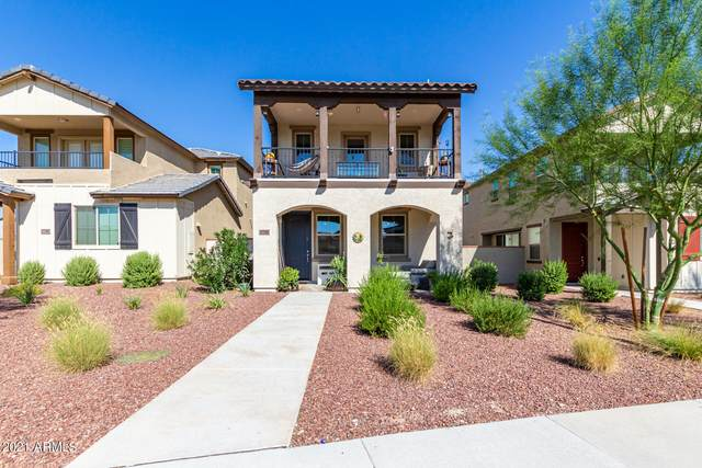1733 N Marketside Avenue, Buckeye, AZ 85396 (MLS #6291590) :: Elite Home Advisors