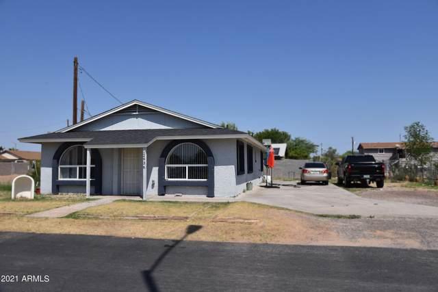 12936 W Sahuaro Lane, Surprise, AZ 85374 (MLS #6291593) :: Klaus Team Real Estate Solutions