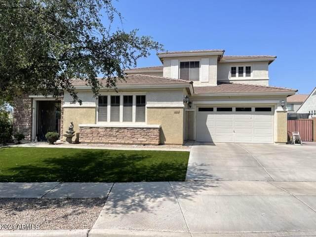 3092 E Ironside Court, Gilbert, AZ 85298 (MLS #6291600) :: Elite Home Advisors