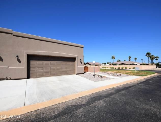 622 S Clubhouse Lane, Sierra Vista, AZ 85635 (MLS #6291618) :: Executive Realty Advisors