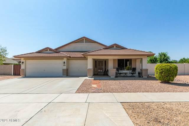 8622 N 95TH Avenue, Peoria, AZ 85345 (MLS #6291633) :: Yost Realty Group at RE/MAX Casa Grande