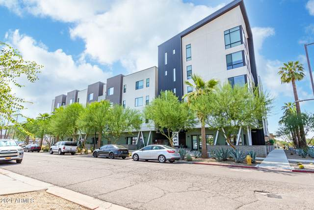 1130 N 2ND Street #314, Phoenix, AZ 85004 (MLS #6291658) :: Service First Realty